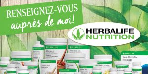 Herbalife Nutrition - Massothérapeuthe Cindy Godbout